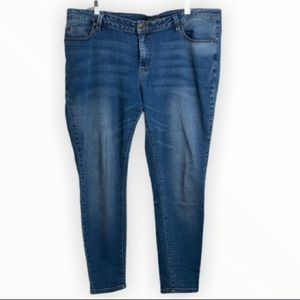 Max jeans skimmers size 16 W